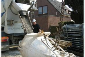Ремонт бетонных смесителей